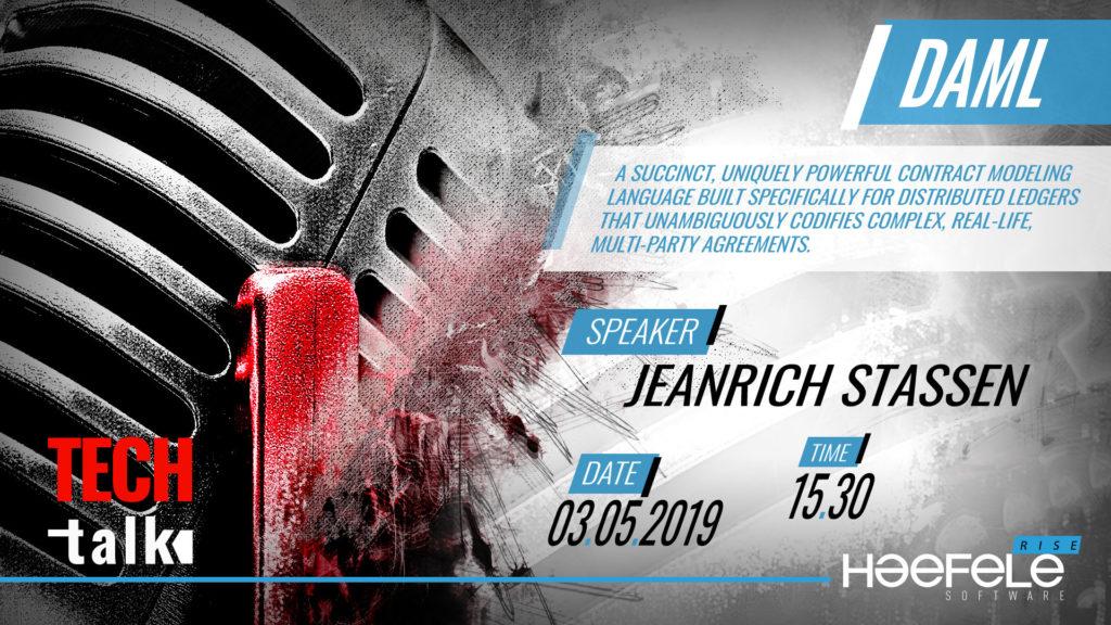 Jeanrich Stassen – DAML